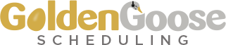 Golden Goose Scheduling logo