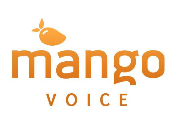 Mango Voice logo