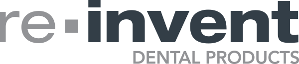 re-invent Dental Products logo